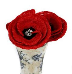 Poppy flower, the symbol of ultimate sacrifice
