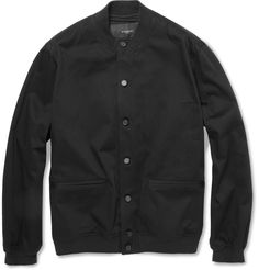 Givenchy Cotton-Twill Bomber Jacket | MR PORTER