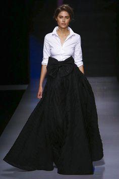 GIADA CURTI - Arab Fashion Week 2015- Park Hyatt Dubai - november 2,2015. NOWFASHION
