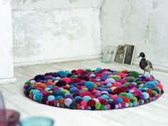 http://www.homedit.com/cool-rugs/ I. Must. Have. !!