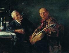 """ 164/infinity of Konstantin Makovsky art Friends """
