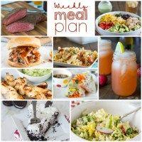 Weekly Meal Plan Week 203