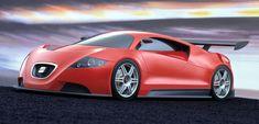 El Seat Cupra GT es un coche de competición, en concreto para FIA GT, que se presenta el 24 de Abril de 2003, en el Salón del Automóvil de Barcelona, como prototipo de