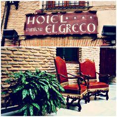 -- Hotel Pintor El Greco in Toledo Spain --  http://www.fleetinglife.com/2015/04/06/hotel-pintor-el-greco-a-rustic-and-elegant-4-star-stay-in-toledo-spain/