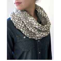 Stranded Cowl Kit – Knit Purl