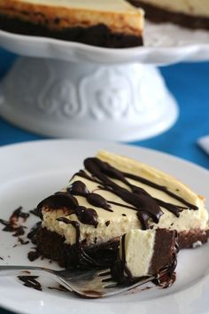 Brownie Cheesecake #brownie #cheesecake #lowcarb