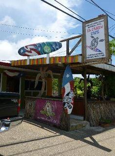 El Carey Cafe, Isabela, Puerto Rico
