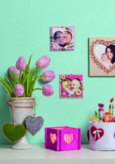 1000 images about herzige muttertagsideen on pinterest basteln dekoration and deko. Black Bedroom Furniture Sets. Home Design Ideas