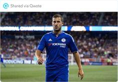 Chelsea's José Mourinho believes Eden Hazard will improve next season | Football | The Guardian
