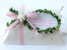 A very nice gift box for communion, confirmation or baptism in . A very nice gift boxes for communion, confirmation or christening in the color ivory, which you can Diy Gifts, Best Gifts, Color Ivory, Clear Glass Vases, Christmas Party Invitations, Christmas Gifts, Christmas Ornaments, Stamping Up, Small Gifts