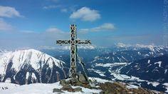 Wandern am Bruderkogel (2299m) - Steiermark   Artikel dazu: http://austria.at/wandern