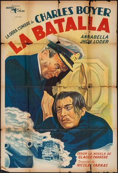 1934 - THE BATTLE (THUNDER IN THE EAST) - Nicolas Farkas - (Argentina)