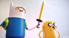CU Jake and Finn