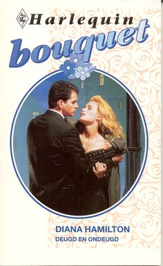 Bouquet 1635 - Diana Hamilton - Deugd en ondeugd #harlequin #bouquet #bouquetreeks #dianahamilton #boeken #vintage