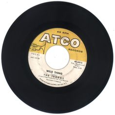 The Troggs 45 rpm Wild Thing b/w With a Girl Like You by vinylplus, $2.99