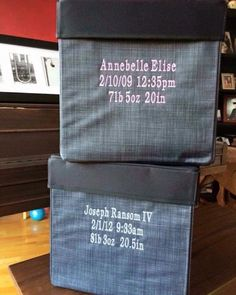 Thirty-One cubes can be used to keep keepsakes for your children! Click to order yours they are on sale this January! Have questions? Ask me in my VIP FB Group! www.facebook.com/groups/1603655576518592