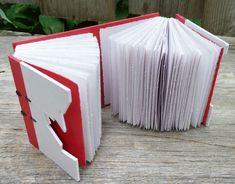 My Handbound Books - Bookbinding Blog: Book #183 - French Door book by Rhonda Miller