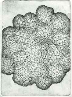 Daedalsmith (Clint Fulkerson), etching.
