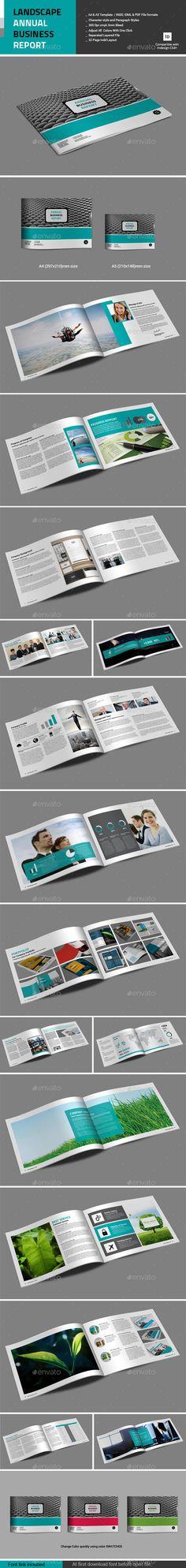 Bright Annual Report, Business Brochure Business brochure - sample business brochure
