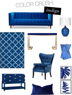 Color Crush – Indigo