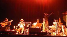 XANGAI & MATEUS ALELUIA - DEIXA A GIRA GIRAR (Os Tincoãs) - Teatro Casa ...