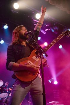 Photo Feature | Moon Taxi. That's a Nashville-based outfit that plays jam-tinged folk and progressive rock. We were able to catch the band play the Buckhead Theatre in Atlanta on Black Friday.