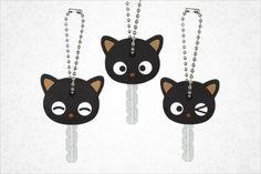 Chococat Key Caps - So Cute!