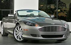 Aston Martin convertible