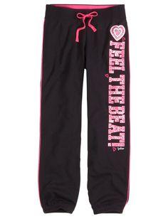 Sports Cuff Sweatpants   Sweatpants   Clothes   Shop Justice