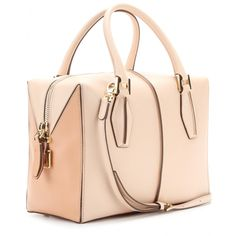 Tod's - D-Cube Small leather tote - mytheresa.com GmbH