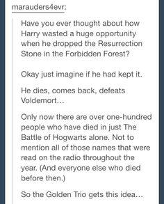 Harry and the Resurrection Stone - 1