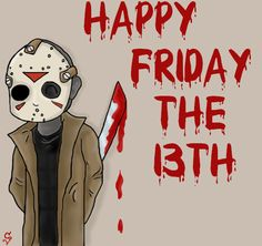 Happy Friday The 13th! | A Little Bit Funny