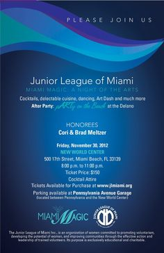 Junior League Miami Magic Gala