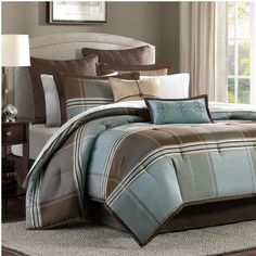 Asstd National Brand Davenport 8-pc. Comforter Set - $130.00