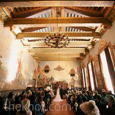 santa barbara county courthouse wedding