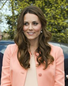 kate middletin hair | Kate Middleton's Wavy Hair - The Kit
