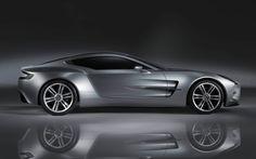 Best Sedan Aston Martin One 77