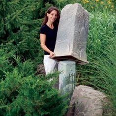Utility Landscape Rock