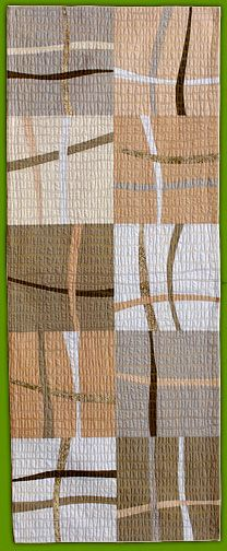 Pam Lowe: Artist and Quiltmaker - Recent Work.  There is another colour way for this quilt on the link