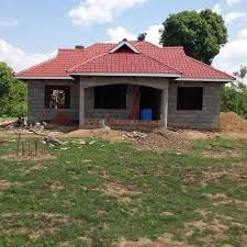 Average Cost Of Building A 3 Bedroom House In Kenya Frameimage Org Country Style House Plans Single Storey House Plans Small House Design Plans