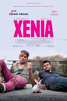 Xenia (2014)This road-trip comedy about two brothers looking for their birth father was Greece's entry for Best Foreign Language film at the Oscars. Available December 8   #refinery29 http://www.refinery29.com/2015/11/98292/netflix-december-2015-new-releases#slide-37