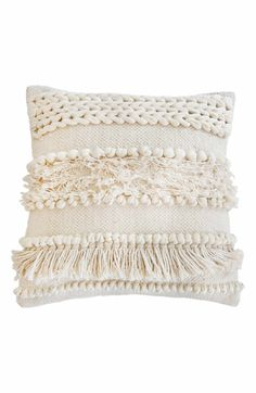 Main Image - Pom Pom at Home Iman Accent Pillow