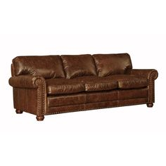 Features: -Material: 100% top grain leather and semi-aniline leather. Design: -Standard. Style: -Contemporary. Upholstery Color: -Brown. Upholstery Material: -Genuine Leather. Dimensions: Overal