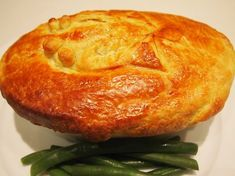 Boathouse Snapper Pie with Truffle Oil
