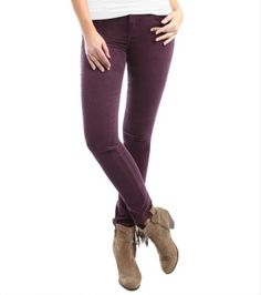 KUT from the Kloth Diana Corduroy Skinny...for those of us who like skinny jeans but also rock some lower-body curves.