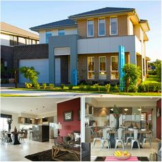 Discover this #HouseDesign from @WincrestHomes, perfect choice for those seeking extra space for large or growing families. Take a tour at #Kellyville!  #Inspiration #Motivation #InteriorDesign #NewHome #HomeDesign #ModernDesign #Home #House #Houses #YourHome #DreamHome