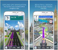 Sygic GPS Travel Navigation Free