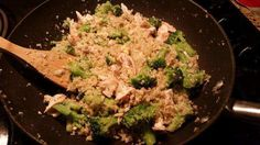 Chicken & Broccoli with Cauli-Rice | Nutrimost Recipes