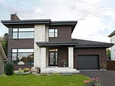 2-Story Home Plan Photo, 027H-0336