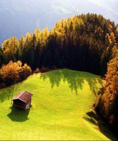 Brandberg, Tyrol , Austria, from Iryna